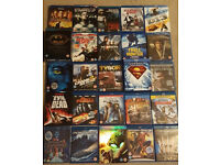 66 BLU RAY MOVIES - JOB LOT - BOOT SALE - SEALED