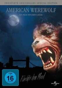 AMERICAN-HOMBRE-LOBO-John-Landis-PEL-CULA-DE-CULTO-1981-Werwolf-DVD-nuevo