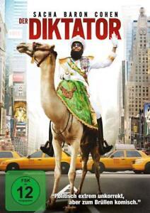 DER-DIKTATOR-DVD-SACHA-BARON-COHEN-NEUWERTIG