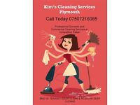 Kim's Cleaning Services Plymouth