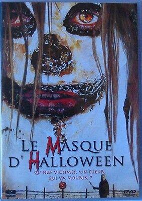 OWEEN - Amy WEBER / Michael ZARA - Carte Hologramme (Le Masque D'halloween)