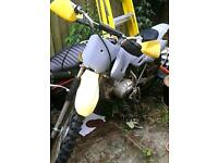 DNA 125cc dirt bike swaps or offers