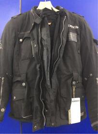 Motorcycle jacket - new unused