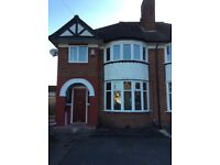 **THREE BEDROOM HOUSE TO RENT**BUTLER ROAD**AVAILABLE IMMEDIATELY ***