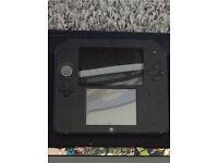 Nintendo 2ds with Pokemon moon