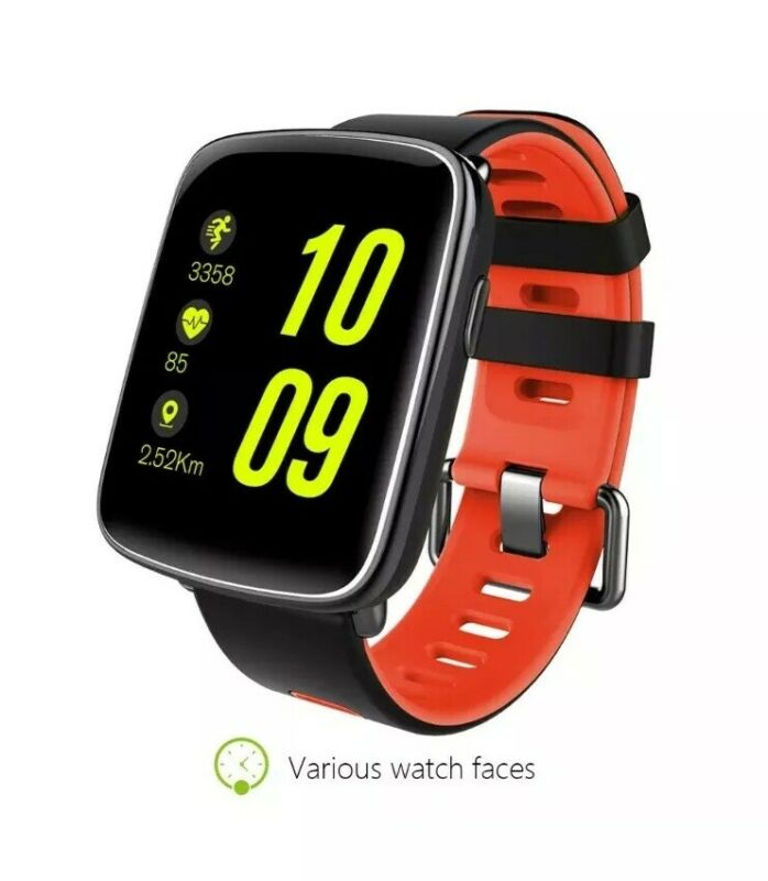Diggro+GV68+Heart+Rate+Smart+BT+Sport+Watch+Call+Notification+A4P4+%28+Bargain+%29