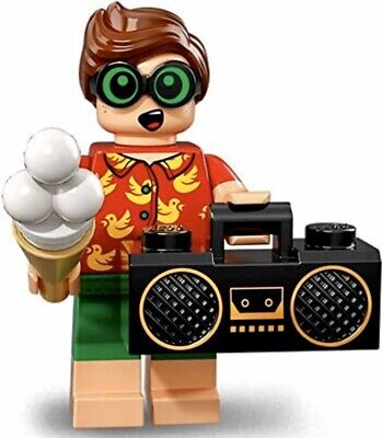 LEGO 71020 VACATION ROBIN # 8 THE BATMAN MOVIE SERIES 2 MINIFIGURES NEW PACK