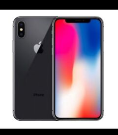 IPhone X 256 space grey Wanted on Vodafone or Unlocked px with my iPhone 8 256 !!