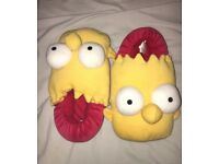 The Simpsons Slippers