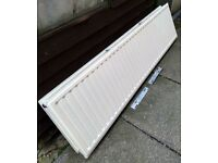 Large Double Radiator
