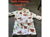 Cath Kidston kids dressing gown