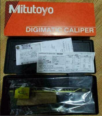 100 Real Japan Mitutoyo 500-197-30 200mm8 Digital Digimatic Vernier Calipe