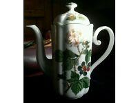 Seltmann weiden vintage coffee and Teapot,