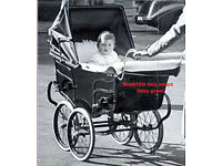 WANTED Silver Cross vintage coachbuilt baby pram only this one please