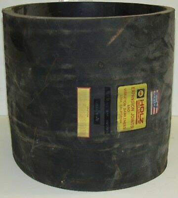HOLZ EXPANSION JOINT AND VIBRATION DAMPENER 14X 14""