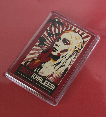 Game of Thrones inspired Khaleesi Fridge Magnet