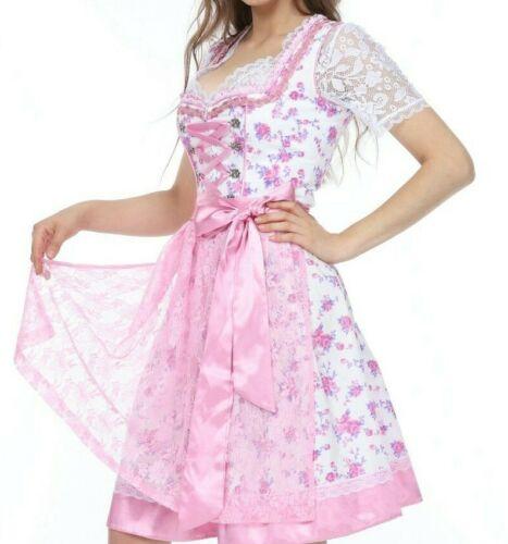 041.. Dirndl Oktoberfest German Austrian Dress - Sizes: 6.8.10.12.14.16.18.20.22