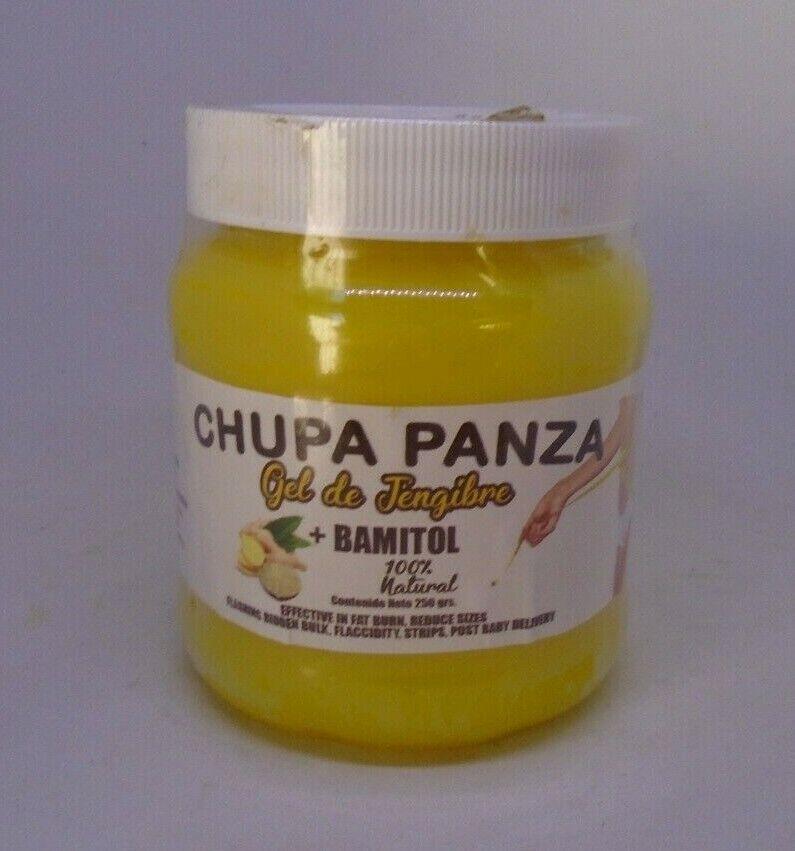 Chua Panza Gel De Jengibre Bamitol - $8.99