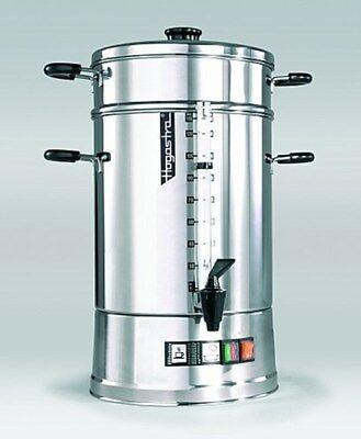 Hogastra CNS-130 Eco Kaffeemaschine Kaffeeautomat 130 Tassen 16,5 Liter
