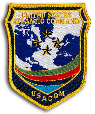 US NAVY ATLANTIC COMMAND USACOM JOINT WAR FIGHTING TRAINING
