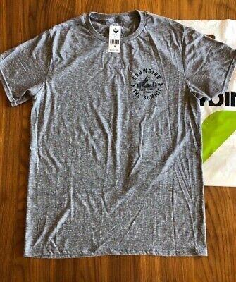 60ebd346ac429 SNOWBIRD~T-Shirt~M~Graphite~Brand New w Tags~Only avail   Summit Utah Ski  Resort