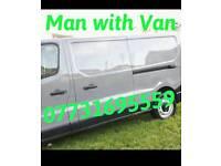 Man With Van Hire