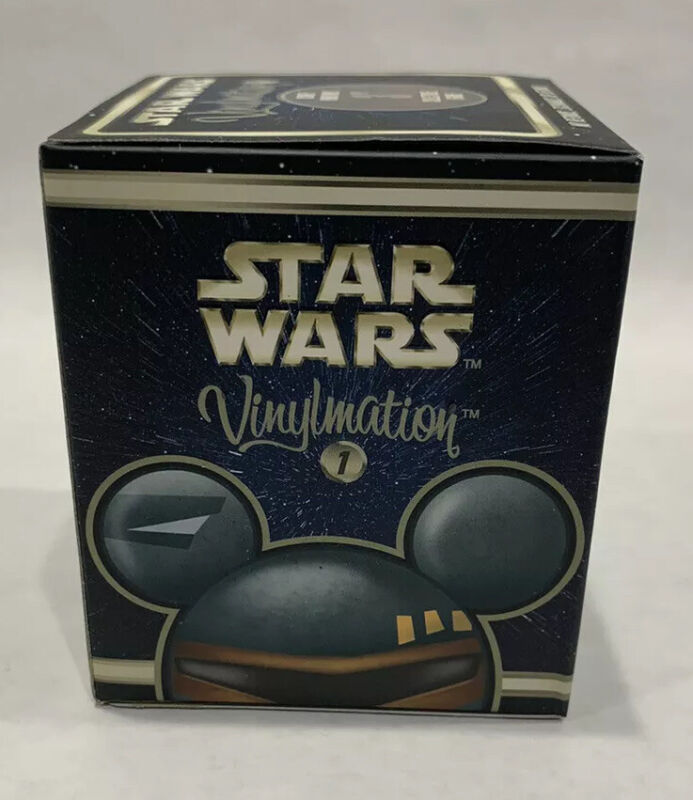"Disney Vinylmation 3"" Star Wars Series 1 - New Sealed Blind Box"