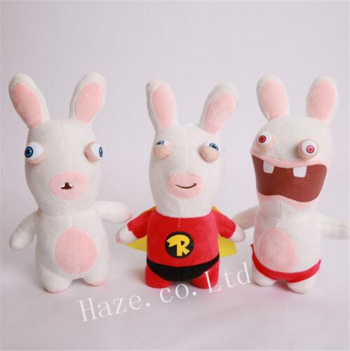 Cute Lehman Crazy Rabbit Stuffed Animal Soft Plush Toy Dolls 3 Style Hot