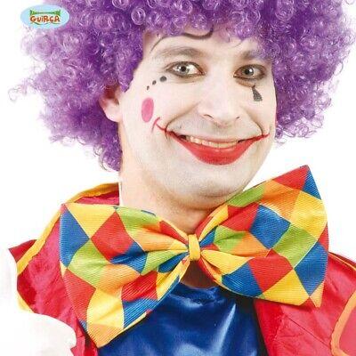 Erwachsene Clown Kostüm Fliege Kariert Komödie Jumbo Bowtie - Jumbo Clown Kostüm