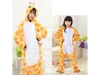 GIRAFFE Dress-Up Costume Onesie Pyjamas Kigurumi DR2 NEW