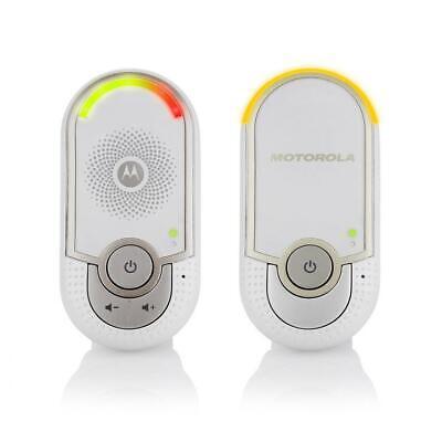 Motorola AUDIO BABY MONITOR MBP8 - UK PLUG Baby Safety BNIP