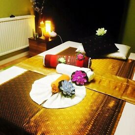 Jasmine Thai massage and 4 hands available