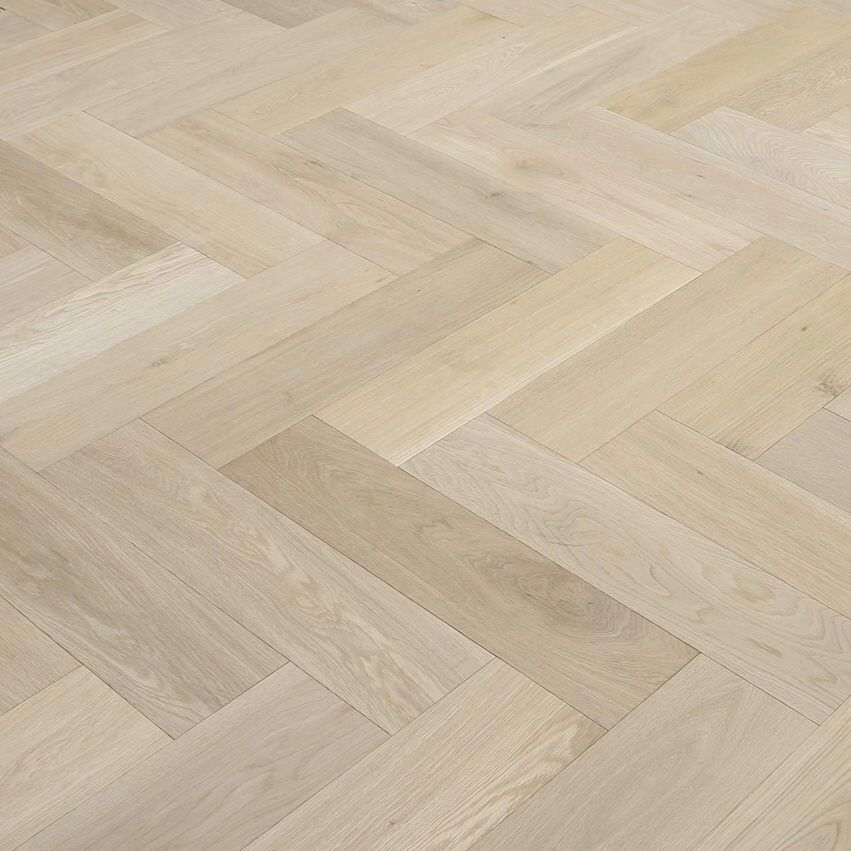 X4000 Packs Of Solid Oak Parquet Wood Flooring Cheapest In The Uk