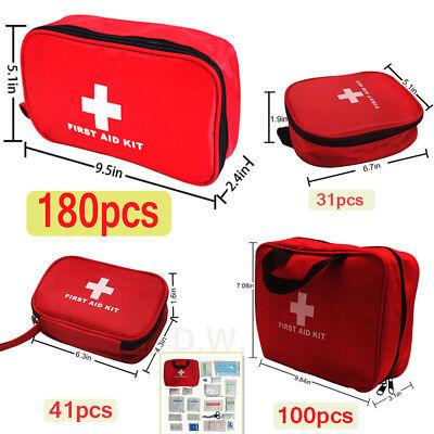 (Emergency Medical Bag First Aid Kit Waterproof Treatment Case Survival Safe FDA)