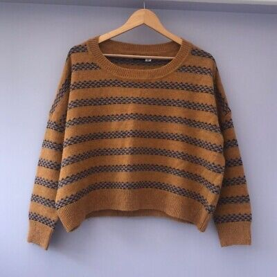 Urban Outfitters BDG Knitted Jumper Vintage Style