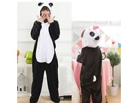 Panda Dress-Up Costume Onesie Pyjamas Kigurumi DR2 NEW