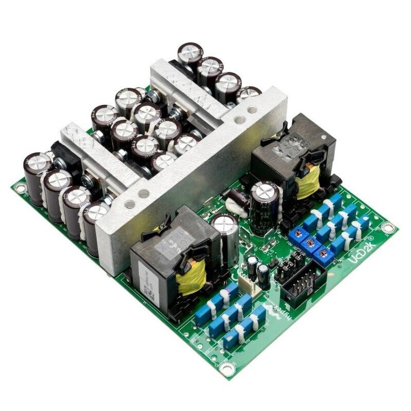 Hypex UcD2k 1x2000W Universal Class D Amplifier Module
