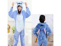 Lilo & Stitch Dress-Up Costume Onesie Pyjamas Kigurumi DR2 NEW