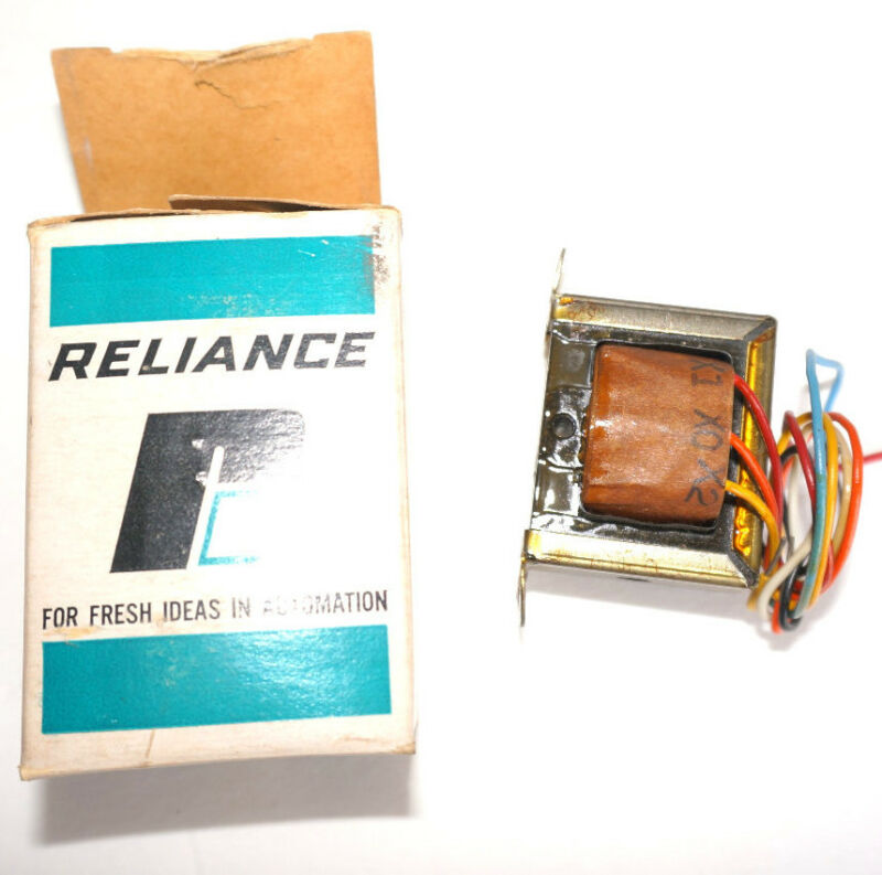 NEW RELIANCE ELECTRIC 64977-30A TRANSFORMER  6497730A