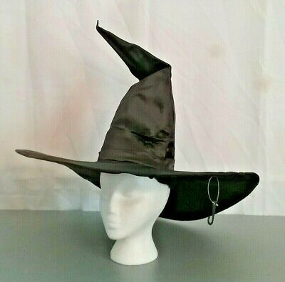 Wicked Halloween Store (OZ The Great and Powerful Disney Store Wicked Witch Hood NWT Halloween)