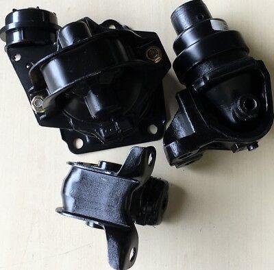 1995 96 97 98 Auto - 3pcSet Motor Mounts fit Auto 2.3L Honda Odyssey VAN 1995 96 97 98 Engine Mounts