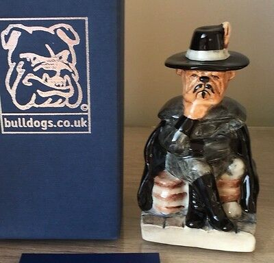 PEGGY DAVIES -GUY FAWKES BULLDOG