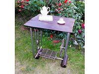 Unique handmade oak table