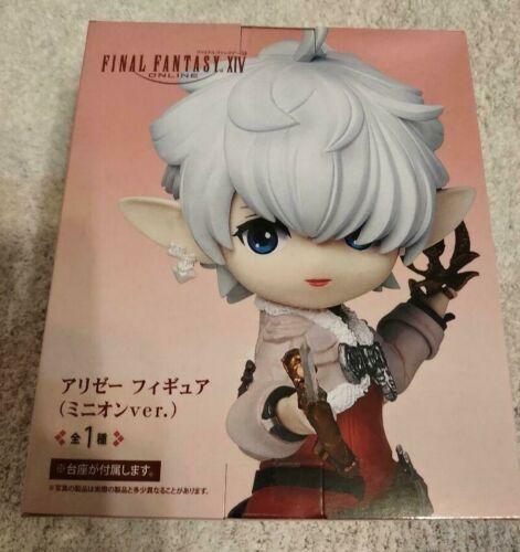 Alisaie Final Fantasy XIV FF 14 Minion Action Figure Square Enix TAITO NEW FS