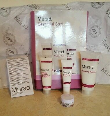 Original MURAD Age reform Beautiful Start set. £34.89 Plus free UK P&P RRP £100+