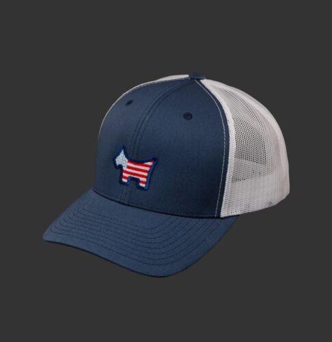 Scotty Cameron Hat USA Scotty Dog Mesh Snapback