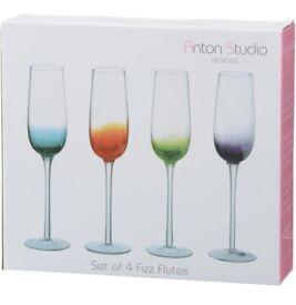 Anton Studio Designs, Champagne Flutes, brand new