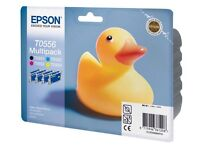 For Sale EPSON TO556 Multipack printer ink
