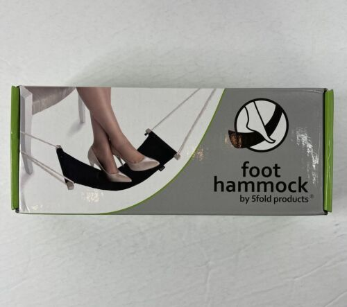 New 5Fold Products Desk/ Table Foot Hammock