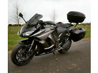 Kawasaki Z1000SX - 2013 - MOT & Tax - Full Touring Package - Datatool Immobiliser - Price Reduced